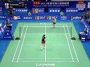 羽毛球知识教学网 高桥沙也加vs郑清亿 2013世界羽毛球锦标赛