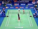 2013羽毛球世锦赛女双日本VS泰国 羽毛球知识教学网
