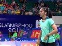 2013羽毛球世锦赛 羽毛球知识教学网 内瓦尔vs蓬迪