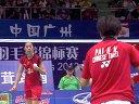 2013羽毛球世锦赛 羽毛球知识教学网 白骁马vs王适娴