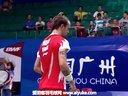 约根森VS波萨那 2013羽毛球世锦赛 爱羽客羽毛球网