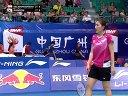 尼尔森佩蒂森vs申白喆严惠媛 2013羽毛球世锦赛 羽毛球知识教学网