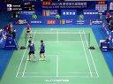 金基正/金沙朗vs古健杰/陈文宏2013羽毛球世锦赛羽毛球知识教学网