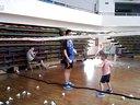 4岁11个月-羽毛球训练