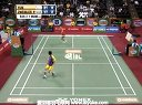 马克VS胡赟 2013印度羽毛球联赛 爱羽客羽毛球网