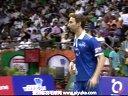 鲍伊基多VS摩根森迪瓦卡 2013印度羽毛球联赛 爱羽客羽毛球网