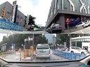 四镜头360度全景方位行车记录仪 夜视高清防划车停车监控视频