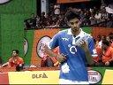 K Srikanth Vs李宗伟 羽毛球知识教学网 2013年印度羽毛球联赛