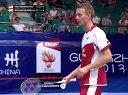 2013年世界羽毛球锦标赛 普拉塔玛 萨普特拉[INA] VS [DEN]鲍伊 摩根森
