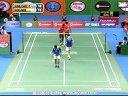 爱羽客羽毛球网 鲍伊基多VS乔普拉雷迪 2013印度羽毛球联赛 男双半决赛