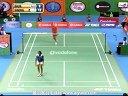 爱羽客羽毛球网  辛德胡VS鲍恩 2013印度羽毛球联赛 女单半决赛