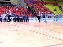 2013全国跳绳公开赛-双人同步花样混合甲组冠军(王忆南、刘冬奥)