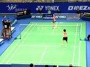 戴資穎vs成池鉉 2013年中华台北羽毛球公开赛女单决赛