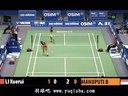 2013中国羽毛球大师赛 女单16决赛 李雪芮比赛视频 - 羽球吧