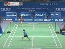 蓬迪VS李雪芮 2013年中国羽毛球大师赛女单半决赛
