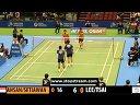 2013日本羽毛球公开赛 男双1/4比赛视频 - 羽球吧