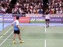 李宗伟VS阮天明 2013年日本羽毛球超级公开赛男单半决赛 羽毛球知识教学网