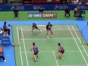 羽毛球知识教学网 2013年日本羽毛球超级公开赛半决赛