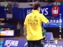 2013年中国羽毛球俱乐部超级联赛 林丹VS刘明