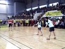 victorfan分享—2013年韩国全罗北道业余羽毛球比赛 金东文表演赛