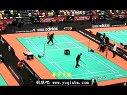 羽毛球女单比赛视频 1/16决赛 2013伦敦黄金赛