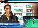 2013年丹麦羽毛球顶级赛4分之1决赛视频 阿山