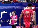 2013年世界羽毛球锦标赛男单八分之一决赛 林丹VS张维峰