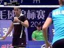 2013年世界羽毛球锦标赛女单1-16决赛 内维尔VS古洛婉诺娃