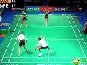 直播>>2013丹麦羽毛球公开赛 混双半决赛 羽球吧