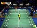 2013丹麦羽毛球公开赛 决赛 男单比赛视频 李宗伟VS谌龙 羽球吧