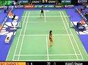 【直播】2013法国羽毛球公开赛 1/8决赛 女单比赛 羽球吧