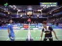 李宗伟vs波萨那 2013法国公开赛四分之一决赛 羽毛球知识教学网