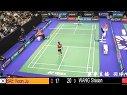 【直播】2013法国羽毛球公开赛 半决赛2 女单比赛 羽球吧