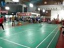 德州汽车界羽毛球大赛赛事集锦1