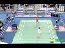 李宗伟VS杜鹏宇 男单比赛 2013韩国羽毛球公开赛 羽球吧