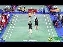 羽毛球女双比赛视频 2013世青赛 羽球吧