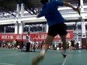 """上海市民体育大联赛""""中智杯""""世界著名在华企业羽毛球比赛"""
