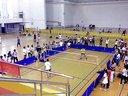 """广东海洋大学2013""""新生杯""""羽毛球公开赛-男单冠亚决赛 之二"""