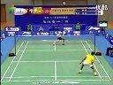 2013年羽超联赛第五轮林丹VS刘杰 羽毛球知识教学网