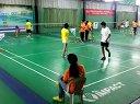 2013天翼杯福州赛区 羽毛球赛 混双决赛