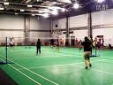 康乐俱乐部羽毛球赛事视频
