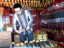 紫竹铜套降B调葫芦丝 音乐佳专业录音型葫芦丝试音演奏