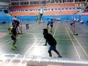 2013百色市运动会羽毛球男团半决赛男双德保VS右江区