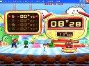 马里奥派对7代 4人麦克风迷你小游戏 Clock Watchers