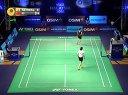 内维尔VS李雪芮 2013年世界羽联超级赛总决赛第二轮 直播视频