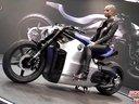 200马力的电动摩托车出来了,号称全球最快