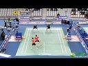2013韩国羽毛球公开赛 男双18决赛 李龙大高成铉 羽球吧