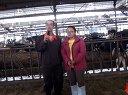 2013荷斯坦牛场之旅走进长富第十三牧场视频