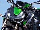 2014 Kawasaki Z1000 摩托车路测