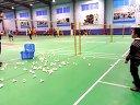 羽毛球训练20140112